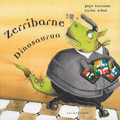 Zerribarne dinosaurua
