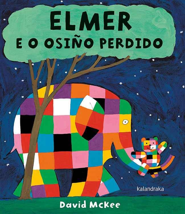 Elmer e o osiño perdido (gal)