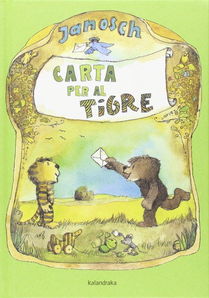 Carta per al tigre (cat)