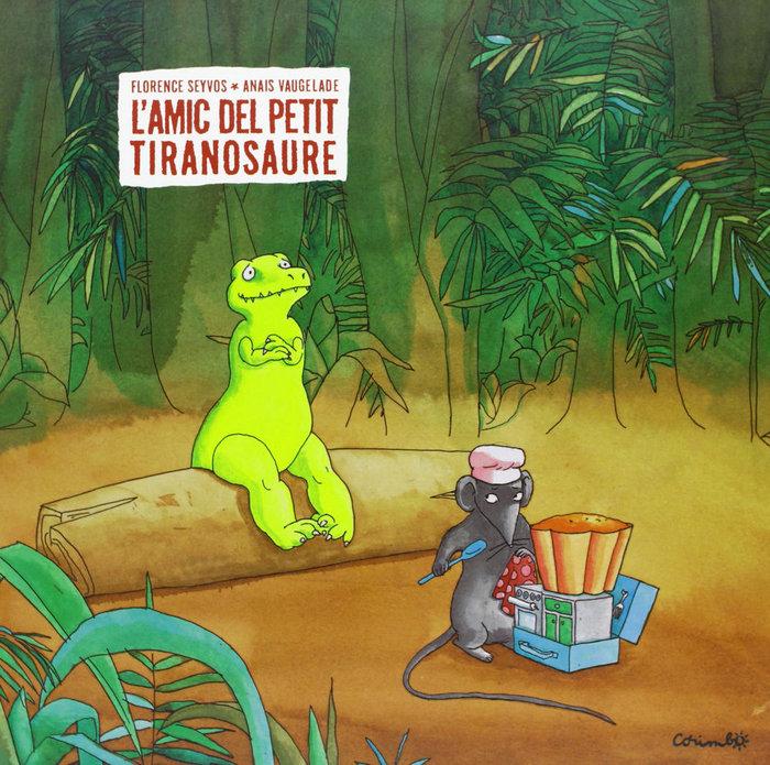 L'amic del petit tiranosaure