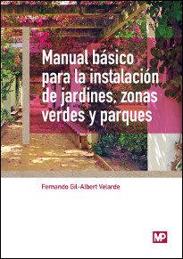 Manual basico instalacion jardines zonas verdes parques