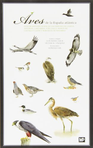 Aves de la españa atlantica