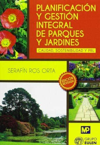 Planificacion y gestion integral de parques y jardines