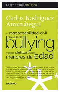 Responsabilidad civil bullying y delitos a menores edad
