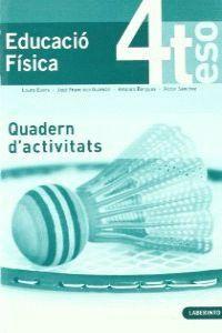 Quadern educacio fisica 4ºeso valencia 08       la