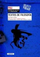 Textos de filosofia pau madrid