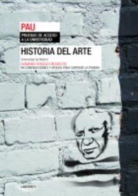 Historia del arte pau madrid
