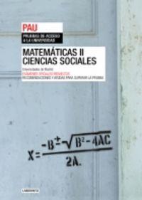 Matematicas ii pau madrid 10