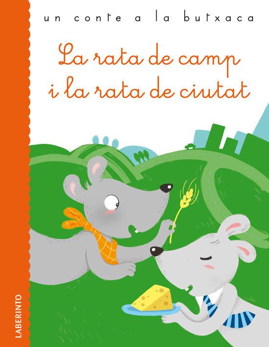 Rata de camp i la rata de ciutat,la