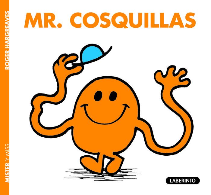 Mr cosquillas