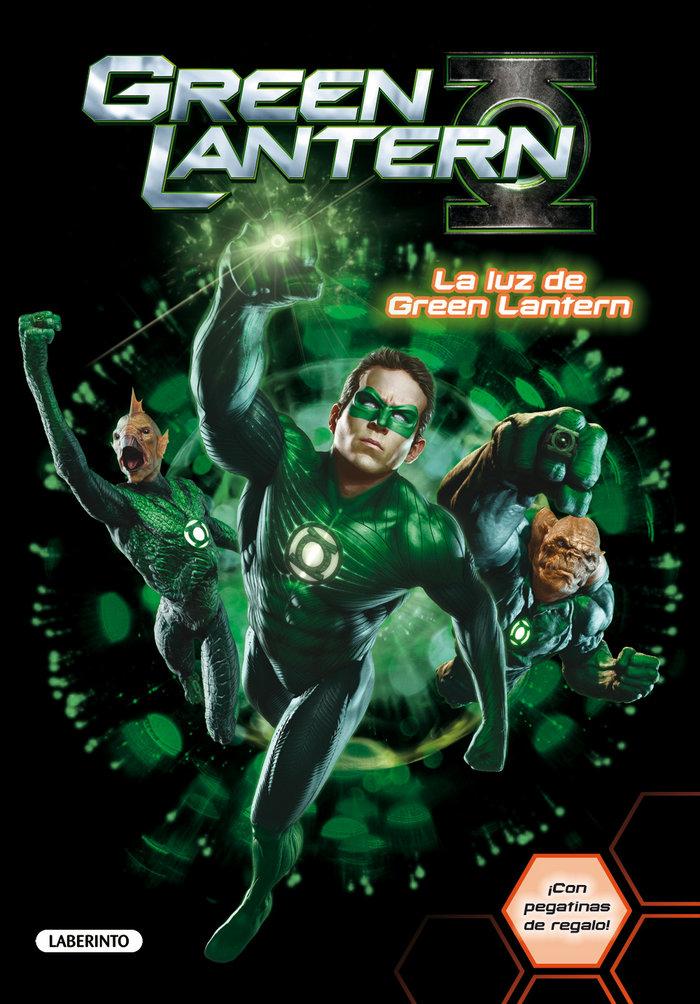 Green lantern. la luz de green lantern