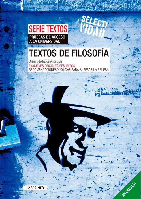 Textos de filosofia pau andalucia ne              labfil0sd
