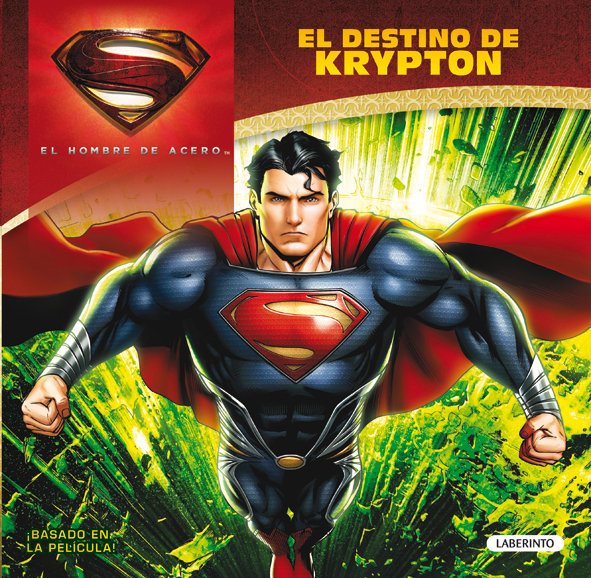 El destino de krypton (comic) (el hombre de acero)