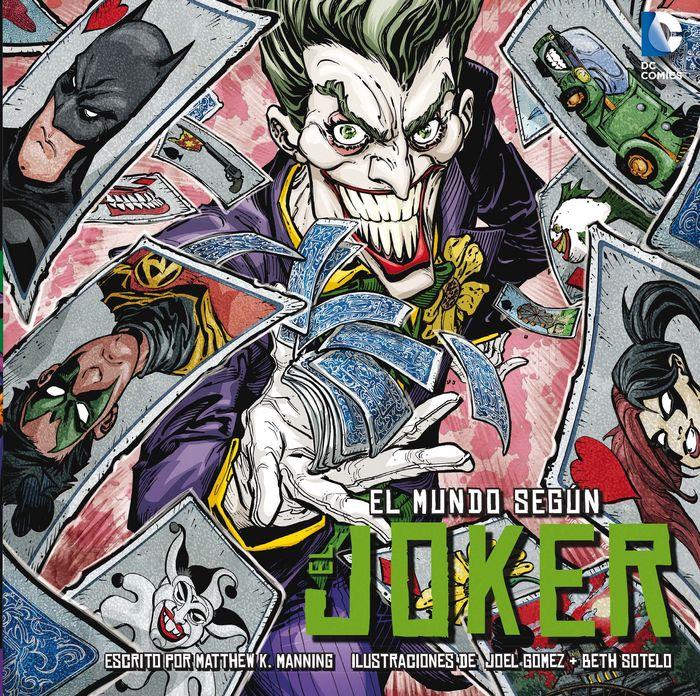 Mundo segun el joker,el