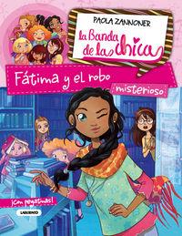 Fatima y el robo misterioso