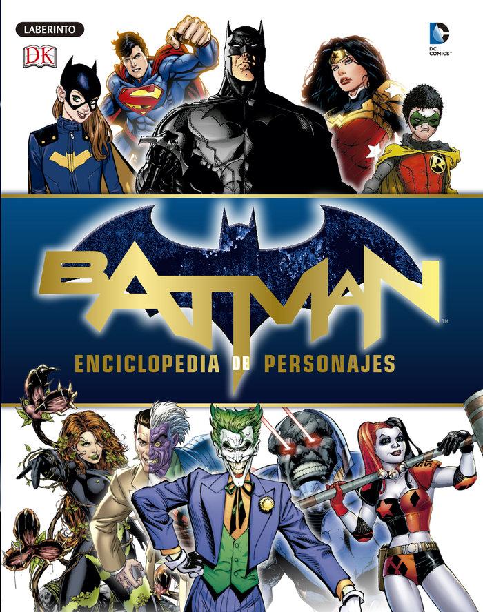 Batman enciclopedia de personajes