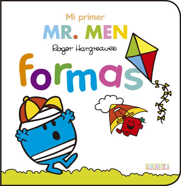 Mi primer mr. men: formas