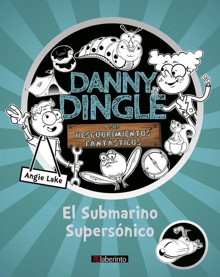 Danny dingle 2 sus descubrimientos fantasticos el submarin