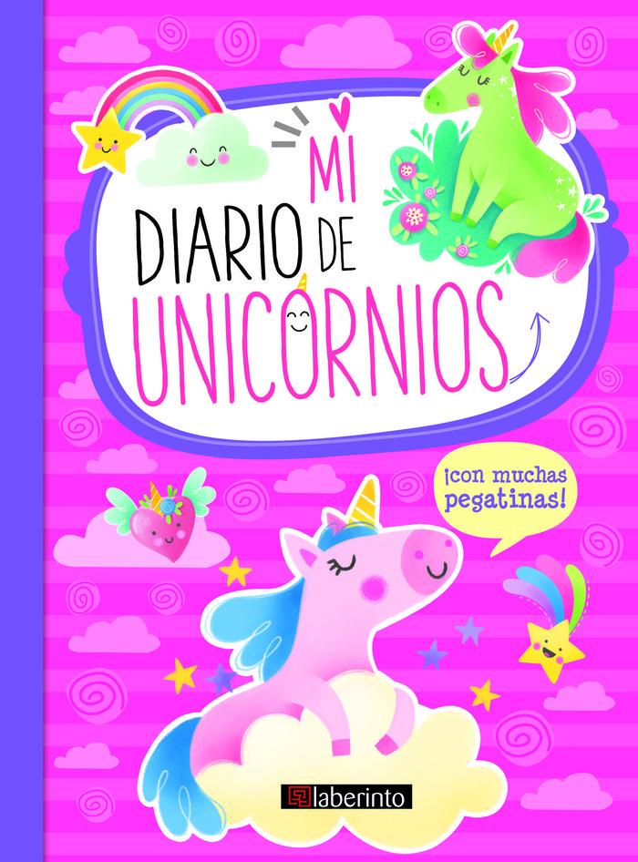 Mi diario de unicornios