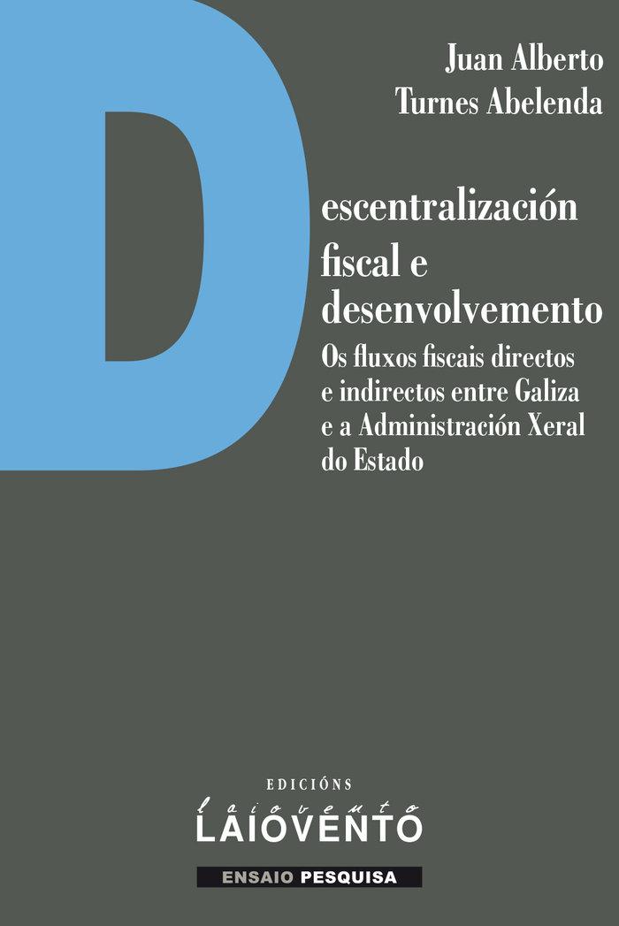 Descentralizacion fiscal e desenvolvemento.