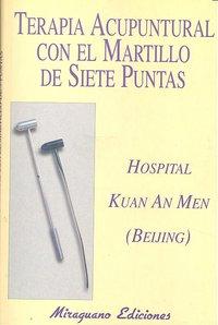 Terapia acupuntural con martillo de 7 puntas