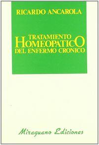 Tratamiento homeopatico enfer.cron.