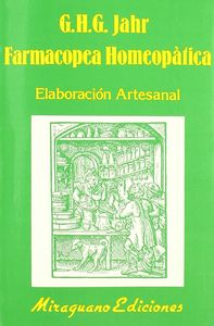 Farmacopea homeopatica.elaboracion