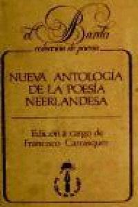 Nueva antologia poesia neerlandesa