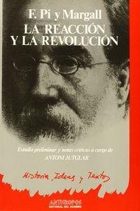 Reaccion y la revolucion,la