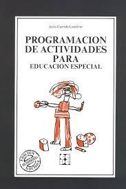 Programacion actividades ed.especial