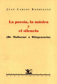 Poesia la musica y el silencio