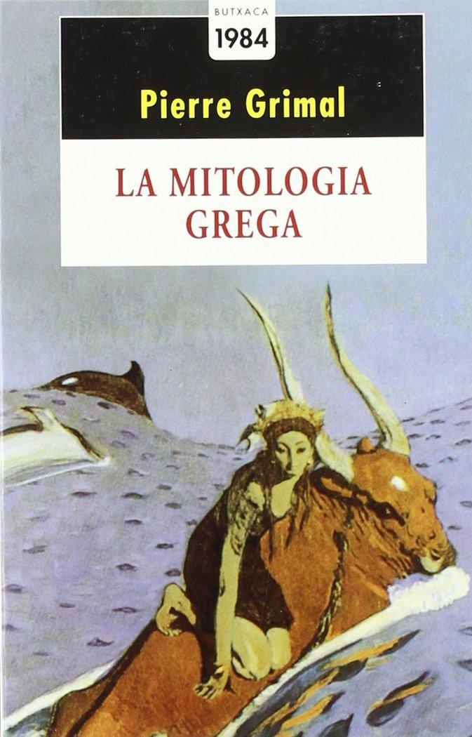 Mitologia grega,la