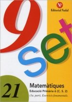 Nou set matematiques 21 6ºep