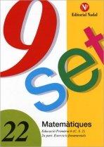 Nou set matematiques 22 6ºep