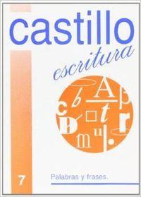Castillo 7 escritura
