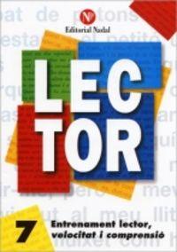 Quadern lector 7