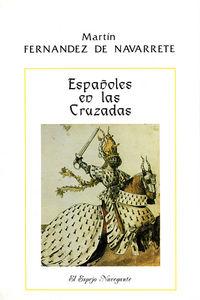 Españoles en cruzadas