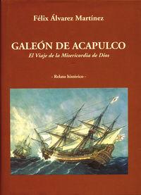 Galeon de acapulco -polifemo-