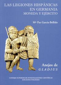 Legiones hispanicas germania moneda y ejercito