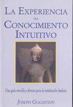 Experiencia del conocimiento intuitivo