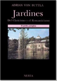 Jardines clasicismo romant.jardin paisajista