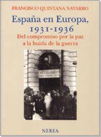 España en europa 1931-1936