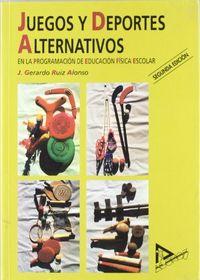 Juegos y deportes alternativos 2º