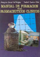 Manual de formacion para farmaceuticos clinicos