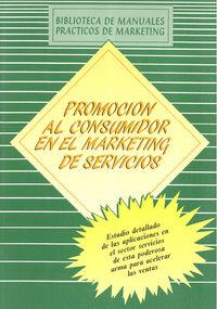 Promocion al consumidor en el marketing de servicios