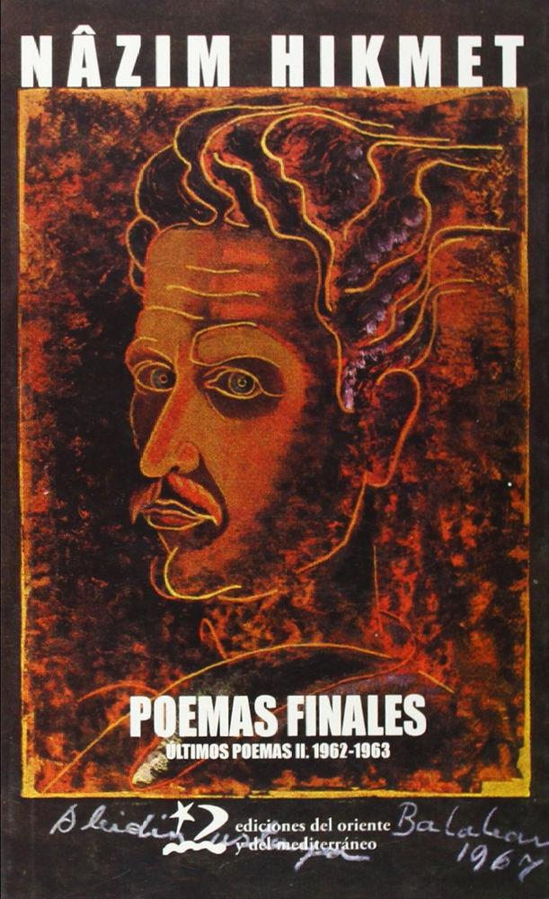Poemas finales ultimos poemas ii 1962-1963