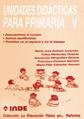 Unidades didac.primaria v