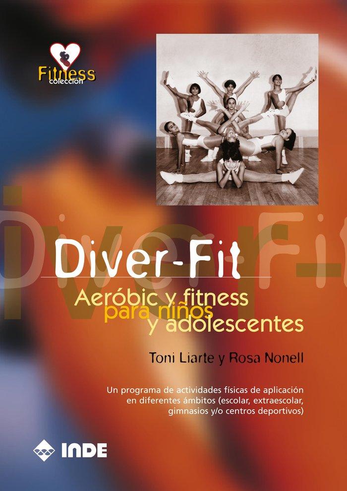 Diver fit aerobic y fitness para niños y adolescentes