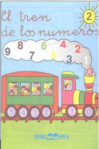 Tren de los numeros 2(10)                         lammat0sed