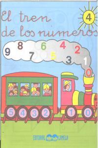 Tren de los numeros 4(10)                         lammat0sed